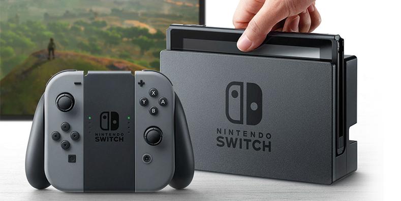 Nintendo Switch – Spielspaß von überall aus!