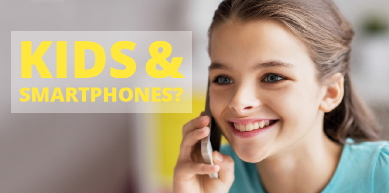 SMARTPHONES FÜR KIDS & YOUNGSTER